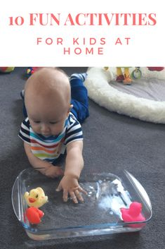 5 Month Baby Activities - 8 Fun Playtime Ideas - Baby Activities , 5 Month Baby Activities - 8 Fun Playtime Ideas Lots of fun activities to try with your five month old baby including lots of tummy time ideas and fun . 7 Month Old Baby Activities, Baby Learning Activities, Infant Sensory Activities, Kids Activities At Home, Baby Sensory Play, Baby Play, Fun Activities, Kids Learning, 5 Month Old Baby