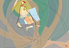 Rodrigo dias, Mulher on ArtStack #rodrigo-dias #art