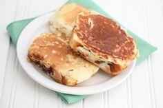 Antelope Toast Recipe Breakfast and Brunch, Breads with flour, salt, baking powder, sugar, eggs, milk, oil, bread, cinnamon