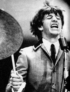 My favorite Beatle. That's right, RINGO!