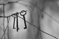 you have the key to my heart <3