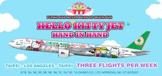 Hello Kitty Jet Travels with You! | Home