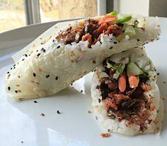 Food Truck Profile: Jogasaki Sushi Burrito - Los Angeles.