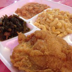 Martha Lou's Kitchen on Morrison Dr in Charleston, SC.