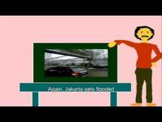 Jakarta flood -- cartooned | Mr. Nurman learns to tickle your fancy