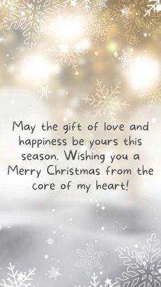 Hearty Merry Christmas wishes for friends and families, gift of peace and love. Here's a wish for you right from the deepest corner of my heart. May you have a joyful year ahead. Merry Christmas! #merrychristmaswishesforfriends #merrychristmasgreetingsforfriends Merry Christmas Quotes, Christmas And New Year, Christmas Humor, Xmas, Jesus Sayings, Jesus Quotes, Wishes For Friends, Wishes For You, Wish Gifts