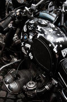 #BMW #motorcycle #TankArt #LetsGetWordy
