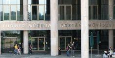 Budapest, Ludwig Museum of Contemporary Art