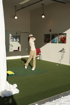 Willowcreek Golf Academy Private Coaching Studio