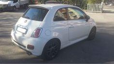 #YouAndRagazzon - #Fiat500 with exhaust Ragazzon by Luca Riva? #tuningcar #mytuning #ragazzon #exhaust