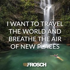 Where can FROSCH take you next? Contact one of our experienced travel consultants today to start planning your next vacation!