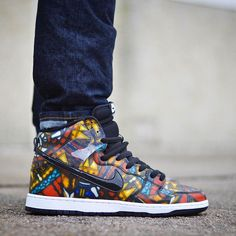 Concepts x Nike Dunk High Pro SB Holy Grail Pack