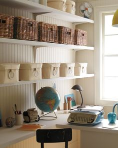 Stay organized with our Rattan Storage Baskets and Reisenthel Storage Boxes.