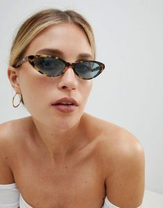 How I Took The Tiny Sunglasses Trend from Instagram to Real Life. Lunettes  De SoleilMode ... 334aeef5a6dd