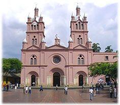 Basílica de Buga, Colombia