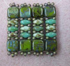 Bead Street Online: Tila Twin Bracelet
