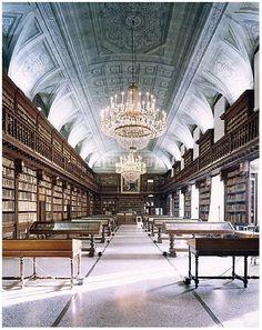 Biblioteca Ambrosiana, Milano,, province of Milan, Lombardy region Italy