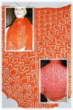 Ravelry: Windsbraut Padua pattern by Monika Eckert (Wollklabauter)