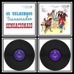 Vinil Sensacionais - Os Velhinhos Transviados (1962)