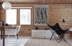 Стильный дом - Уютный загородный дом в Финляндии