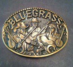 Award-Design-Medals-Western-Bluegrass-Solid-Brass-Belt-Buckle-Made-in-USA