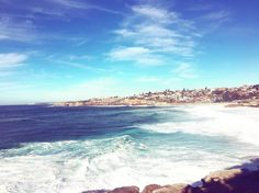 (Loc) Posted on May 25 2016 at 06:12PM by thelifemagnifique: If home is where the heart is - Sydney you are one delicious mistress #sydney #coast #bronte #tamarama #coogee #bondi #beach #walk #coastal #waves #spray #exercise #endorphins #meditation #sweat #happyplace