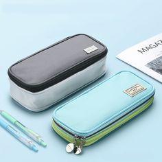 Shipping Packaging, Pencil Bags, Coloring For Kids, Pink Purple, Zip Around Wallet, Zipper, School, Stuff To Buy, Zippers