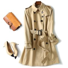 64c6d78e8c0 Christmas Sale Get camel trench coat women by 15% OFF code sunifty15. tan  trenchcoat