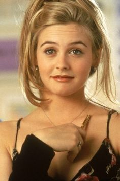 "Alicia Silverstone as Charlotte ""Cher"" Horowitz 