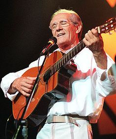 Tony Croatto. Italian-Argentinian Folk musician and singer who moved to Puerto Rico in the early 1970's adopting their music and creating a resurgence of the local folk music.