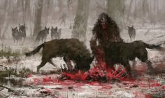 wild hunt, Jakub Rozalski on ArtStation at https://www.artstation.com/artwork/wild-hunt