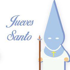 imagen dedicada al Jueves Santo