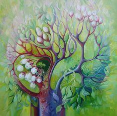 Spring Tree by Elena Oleniuc