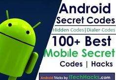 49 Best ANDROID SECRET CODES images in 2017 | Computer Science