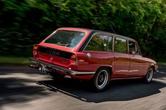 Triumph 2000, Old Wagons, British Car, Dream Machine, Commercial Vehicle, Station Wagon, Motor Car, Cars And Motorcycles, Vintage Cars