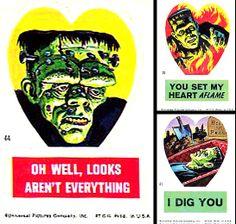 Frankensteinia: The Frankenstein Blog: Frankenstein's Feast of St. Valentine