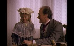 At the start of the series, Sarah and her father (unknown to Sarah but he's on his way to jail). Sends her to Avonlea Road To Avonlea, Father, Google Search, People, Dresses, Women, Pai, Vestidos, Dress