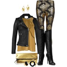 """Leggings Outfit"" by angela-windsor on Polyvore"