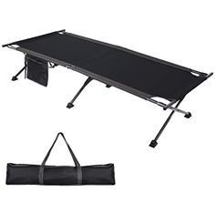 This PORTAL Folding Camping Cot is a military-style and easy to use steel cot wh. This PORTAL Folding Camping Cot is a military-style and easy to use steel cot wh… # Tent Cot, Camping Cot, Cot Sheets, Camping Furniture, Cool Tents, Military Fashion, Military Style, Cot Bedding, Adjustable Legs