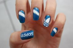 Though I don't dig painted nails, if Michelle ever wants too, I will encourage her to try this. :)