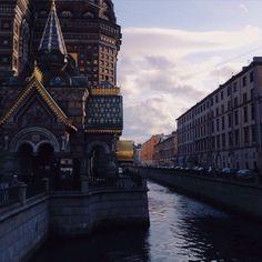 Большеохтинский проспект, Санкт-Петербург