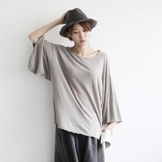Korea womens apparel shopping mall [REDKITTEN] Kimono Tea / Size : FREE / Price : 31.23 USD #woman-fashion #casual #ootd #basic #tops #Tshirt #TEE #T #REDKITTEN