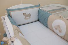 Crib Bedding Cockhorse