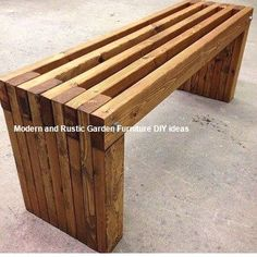 Über 90 fantastische Sitzmöglichkeiten im Freien zum Entspannen # 31 Indoor Woodworking Projects to Do This Winter Pallet Patio Furniture, Diy Garden Furniture, Furniture Projects, Furniture Plans, Furniture Decor, Rustic Furniture, Furniture Design, Modern Furniture, Furniture Stores