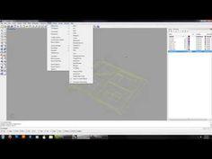 Rhinoceros Architecture Tutorial | Rhinoceros 3D Architecture - YouTube