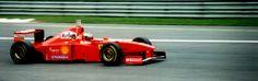 Michael Schumacher, Ferrari F310B - Ferrari Tipo 046/2 3.0 V10 (Italy 1997)