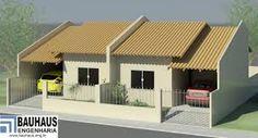 Plantas de Casas Populares 2015 65