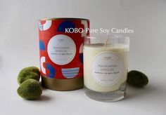 KOBO Pure Soy Candles