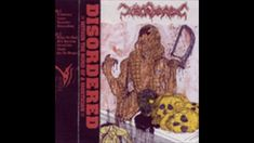 DISORDERED - Within the Mind of a Mortician ◾ (demo 1994, US death metal)