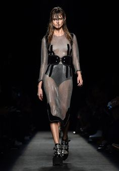 Is Goth #Fashion Back In For Autumn 2015? Judging From New York Fashion Week, It Certainly Is.